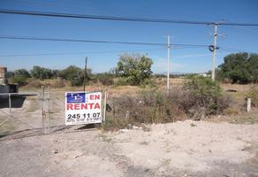 Foto de terreno comercial en renta en carretera libre a celaya kilometro 12.5, los ángeles, corregidora, querétaro, 15190192 No. 01