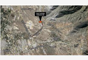 Foto de terreno industrial en venta en carretera loma alta 25462, loma alta, arteaga, coahuila de zaragoza, 0 No. 01
