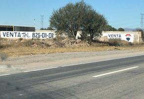 Foto de terreno habitacional en venta en carretera matehuala , enrique estrada (la concha), soledad de graciano sánchez, san luis potosí, 12760380 No. 01