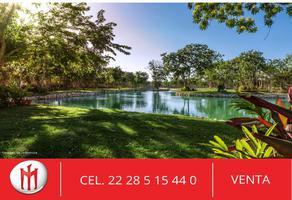 Foto de terreno habitacional en venta en carretera mérida- progreso 17, paraíso, mérida, yucatán, 0 No. 01