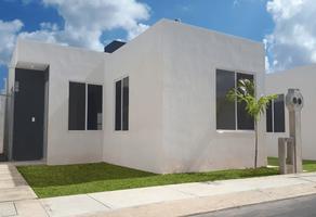 Foto de casa en condominio en venta en carretera mérida , villas del oriente, kanasín, yucatán, 0 No. 01