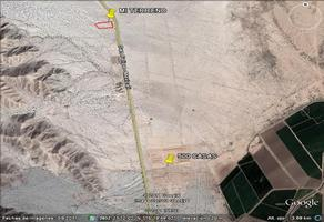 Foto de terreno habitacional en venta en carretera mexicali - san felipe , cci ejidatarios, mexicali, baja california, 16057653 No. 01