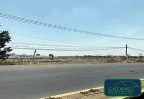 Foto de terreno habitacional en venta en carretera méxico pachoca , tecámac de felipe villanueva centro, tecámac, méxico, 12493950 No. 01
