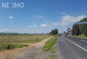 Foto de terreno industrial en venta en carretera mexico pachuca , cerrito, zapotlán de juárez, hidalgo, 17250147 No. 01