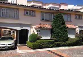Foto de casa en condominio en venta en carretera méxico toluca , cuajimalpa, cuajimalpa de morelos, df / cdmx, 19386046 No. 01