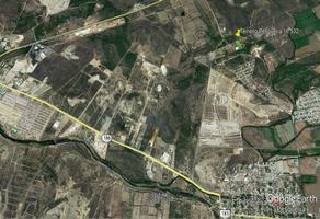 Foto de terreno industrial en venta en carretera miguel alemán kilometro 33 , pesquería, pesquería, nuevo león, 7591537 No. 01
