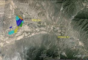 Foto de terreno industrial en venta en carretera , mina, mina, nuevo león, 15335495 No. 01