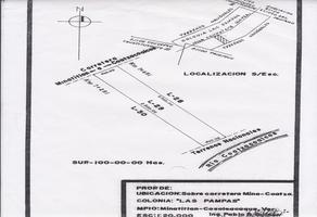 Foto de terreno habitacional en venta en carretera minatitlan-coatzacoalcos , coatzacoalcos, coatzacoalcos, veracruz de ignacio de la llave, 14288999 No. 01