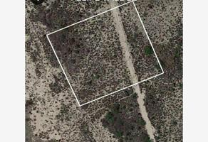 Foto de terreno habitacional en venta en carretera monclova 65100, mina, mina, nuevo león, 19296934 No. 01