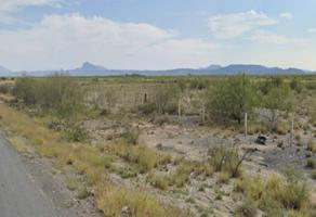 Foto de terreno habitacional en venta en carretera monclova , mina, mina, nuevo león, 0 No. 01