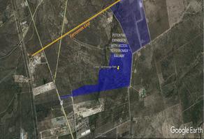 Foto de terreno industrial en venta en carretera monterrey – monclova kilometro 12 , el carmen, el carmen, nuevo león, 15335455 No. 01