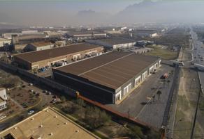 Foto de nave industrial en renta en carretera monterrey - garcia , industrial martel de santa catarina, santa catarina, nuevo león, 17153621 No. 01