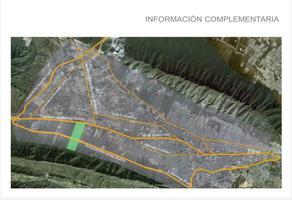 Foto de terreno comercial en venta en carretera monterrey - saltillo , desarrollo industrial monterrey, santa catarina, nuevo león, 19430813 No. 01