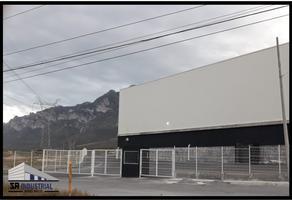 Foto de nave industrial en renta en carretera monterrey saltillo kilometro 53.3 , bosques de santa catarina, santa catarina, nuevo león, 10579870 No. 01