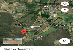 Foto de terreno habitacional en venta en carretera nacional colima-mazatlan colonia asmoles , tecomán centro, tecomán, colima, 5835057 No. 01