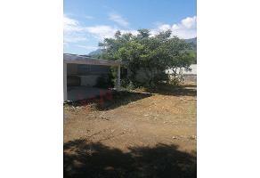 Foto de terreno habitacional en venta en carretera nacional , el barrial, santiago, nuevo león, 0 No. 01