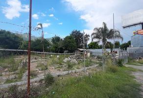 Foto de terreno comercial en venta en carretera nacional , el uro, monterrey, nuevo león, 0 No. 01