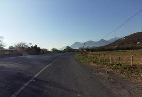 Foto de terreno comercial en venta en carretera nacional , las cristalinas, santiago, nuevo león, 16791610 No. 01