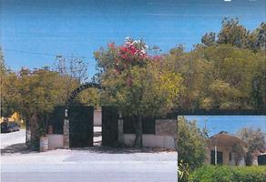 Foto de casa en venta en carretera nacional , sabinas hidalgo centro, sabinas hidalgo, nuevo león, 0 No. 01