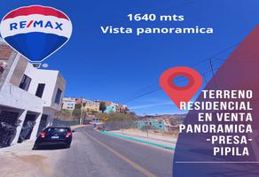 Foto de terreno habitacional en venta en carretera panorámica tramo pípila presa de la olla , guanajuato centro, guanajuato, guanajuato, 16956263 No. 01