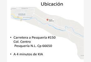Foto de terreno comercial en renta en carretera pesqueria santa maria kilometro 8 150, la arena, pesquería, nuevo león, 13254501 No. 01