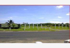 Foto de terreno habitacional en venta en carretera , playa de vacas, medellín, veracruz de ignacio de la llave, 16899056 No. 01