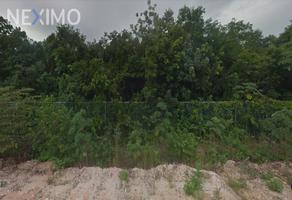 Foto de terreno industrial en venta en carretera playa del carmen - el tintal , playa del carmen, solidaridad, quintana roo, 6881558 No. 01