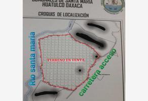 Foto de terreno comercial en venta en carretera principal y rio santa maria 0, santa maria huatulco centro, santa maría huatulco, oaxaca, 17078480 No. 01