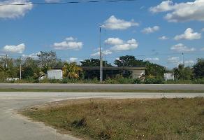 Foto de terreno industrial en venta en carretera progreso , xcanatún, mérida, yucatán, 8141439 No. 01