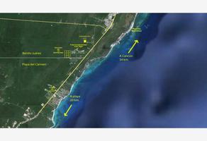 Foto de terreno comercial en venta en carretera riviera maya sin numero, puerto morelos, benito juárez, quintana roo, 4530728 No. 01