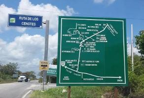 Foto de terreno industrial en venta en carretera ruta de los cenotes pto morelos - leona vicario , puerto morelos, benito juárez, quintana roo, 9235012 No. 01