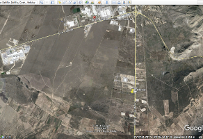 Foto de terreno habitacional en venta en carretera saltillo a zacatecas 325 , agua nueva, saltillo, coahuila de zaragoza, 12812745 No. 01