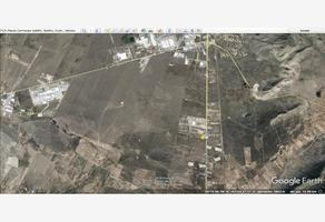 Foto de terreno habitacional en venta en carretera saltillo a zacatecas 325, agua nueva, saltillo, coahuila de zaragoza, 7695005 No. 01