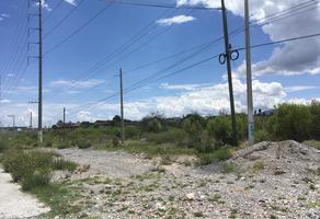 Foto de terreno comercial en venta en carretera saltillo - zacatecas kilometro 6.5 , las teresitas, saltillo, coahuila de zaragoza, 7654628 No. 01