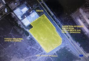 Foto de terreno comercial en venta en carretera santa rosa-apodaca lote 01, parque industrial kuadrum, apodaca, nuevo león, 12799881 No. 01