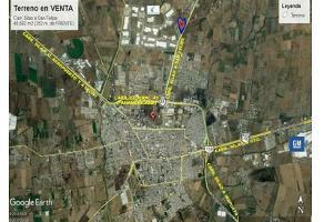 Foto de terreno comercial en venta en carretera sila - san felipe 1, las palomas, silao, guanajuato, 8907875 No. 01