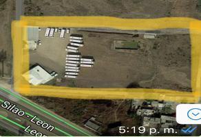 Foto de terreno comercial en venta en carretera silao -leon , puerto interior, silao, guanajuato, 14240081 No. 01