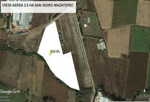 Foto de terreno comercial en venta en carretera tala-santa cruz de las flores , buenavista, tlajomulco de zúñiga, jalisco, 12331995 No. 01