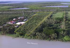 Foto de terreno habitacional en venta en carretera tampico-valles , moralillo, pánuco, veracruz de ignacio de la llave, 9885322 No. 01