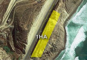 Foto de terreno comercial en venta en carretera tijuana - rosarito 0, popotla, playas de rosarito, baja california, 0 No. 01