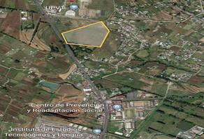 Foto de terreno habitacional en venta en carretera toluca almoloya , santiaguito tlalcilalcali, almoloya de juárez, méxico, 18371469 No. 01