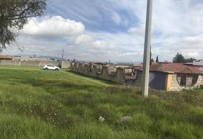 Foto de terreno comercial en venta en carretera toluca atlacomulco , san pablo autopan, toluca, méxico, 11317511 No. 01