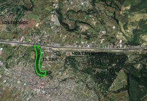 Foto de terreno habitacional en venta en carretera toluca - méxico kilometro 44+800 s/n , centro ocoyoacac, ocoyoacac, méxico, 7285884 No. 01