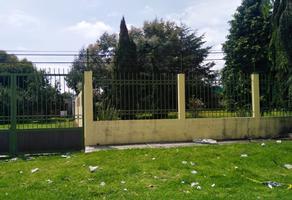 Foto de terreno habitacional en venta en carretera toluca-temascaltepec , san juan de las huertas, zinacantepec, méxico, 0 No. 01