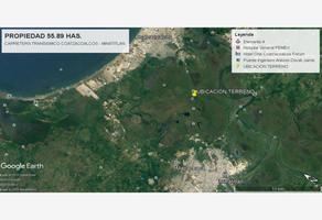 Foto de terreno industrial en venta en carretera transismico coatzacoalcos minatitlan , coatzacoalcos, coatzacoalcos, veracruz de ignacio de la llave, 4660922 No. 01
