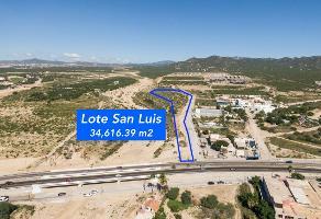 Foto de terreno habitacional en venta en carretera transpeninsular , el tezal, los cabos, baja california sur, 10139048 No. 01