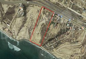 Foto de terreno habitacional en venta en carretera transpeninsular rosarito - ensenada , lópez gutiérrez, playas de rosarito, baja california, 18401793 No. 01