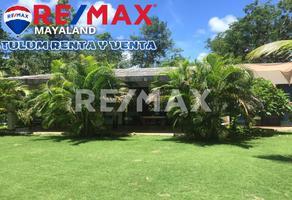 Foto de casa en venta en carretera tulum - coba , tulum centro, tulum, quintana roo, 0 No. 01