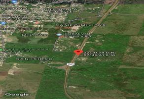 Foto de terreno habitacional en venta en carretera tuxpan-tampico , ciudad cuauhtémoc, pueblo viejo, veracruz de ignacio de la llave, 9784079 No. 01