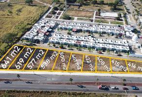 Foto de terreno habitacional en venta en carretera villa de álvarez - minatitlán 7 , los triángulos, villa de álvarez, colima, 17748650 No. 01